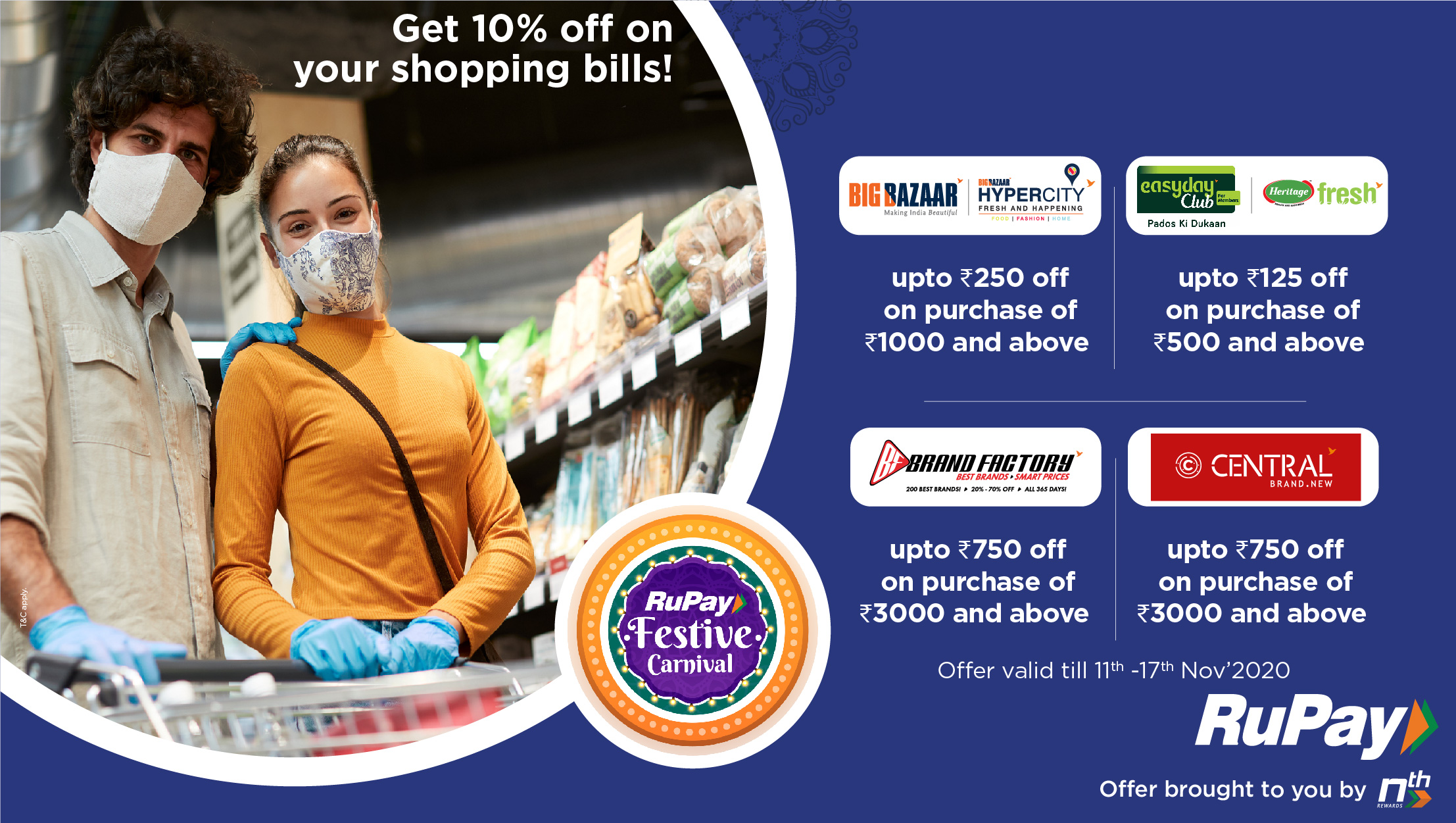Rupay Future Group Offer